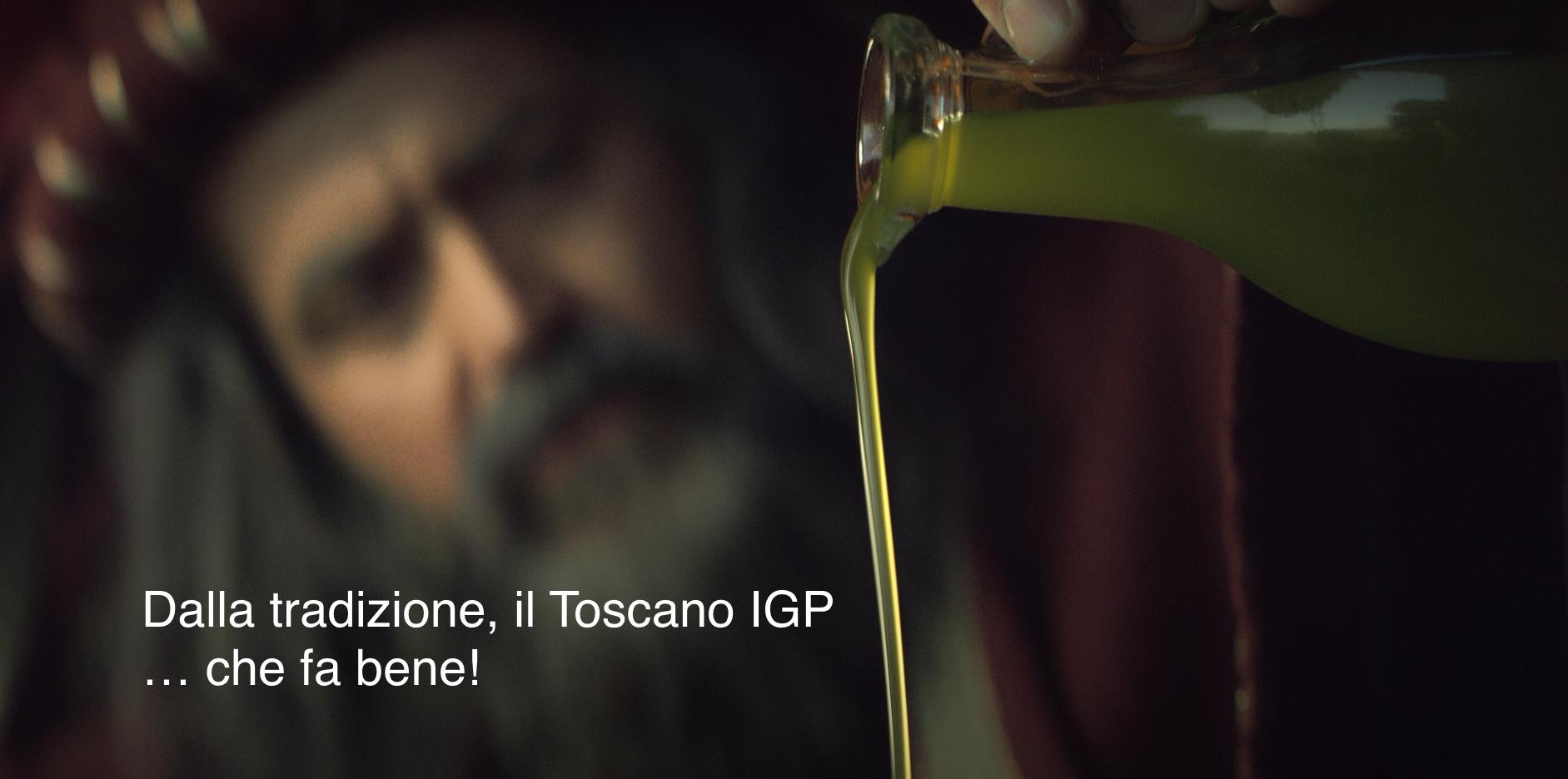 Olio tradizione toscana